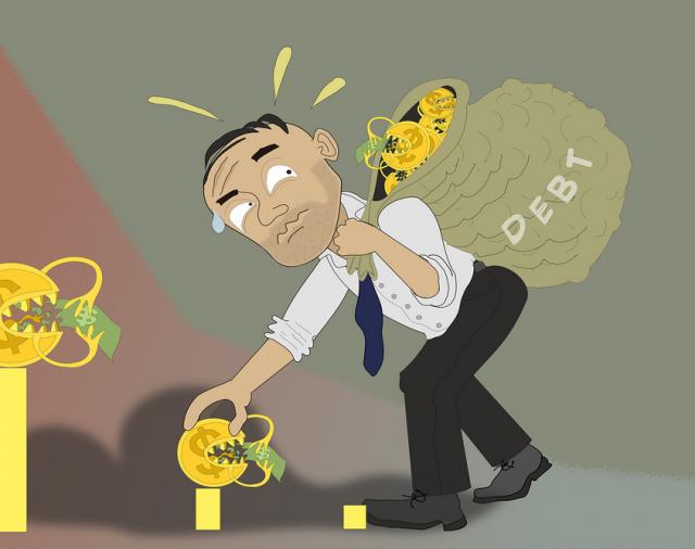 8 lucruri care te împiedică să scapi de datorii
